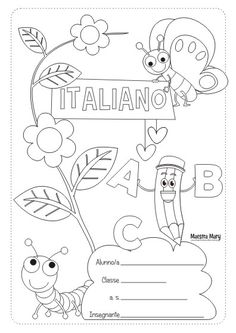 copertina italiano scuola primaria Cycle 2, Zine, Homeschool, Snoopy, Education, Fall, Fictional Characters, Geography, Drawings