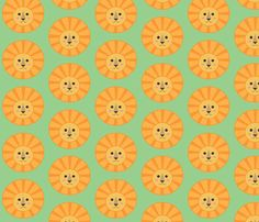 Sollejon fabric by kullrig on Spoonflower - custom fabric