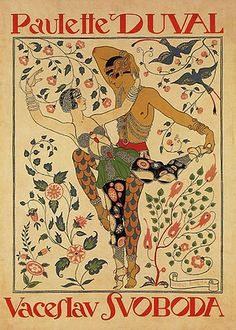 dying over this george barbier vintage dance poster