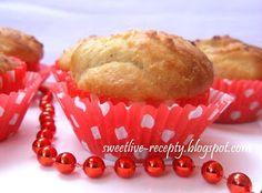 .. z lásky k vareniu ...: Slané zemiakové muffiny