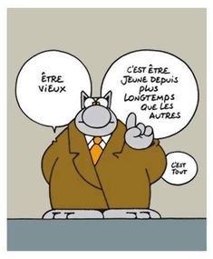 Le Chat -Geluck
