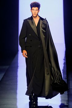1000 images about mens couture on pinterest jean paul for Haute couture male