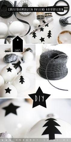 Schwarz Weiße Weihnachtsdeko.Die 9 Besten Bilder Von Weihnachtsdeko Grau In 2017 Weihnachten