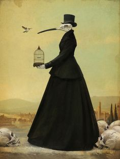Strange Dreams by Bill Mayer, via Behance