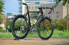 Argon 18 Krypton with Enve SES 6.7 Chris King Hubs by Glory Cycles