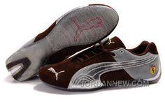 http://www.jordannew.com/mens-puma-ferrari-in-chocolate-silver-for-sale.html MEN'S PUMA FERRARI IN CHOCOLATE/SILVER FOR SALE Only $88.00 , Free Shipping!