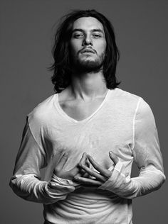 Ben Barnes by Mark Abrahams
