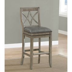 Cushion back diner stools 24 stools diners and wish list for Tabouret de comptoir costco