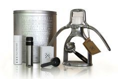 ROK   Shop, products, accessories and photo gallery for the ROK espresso maker