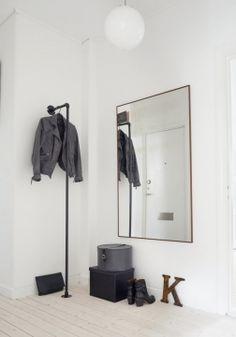 rack pipe Kleiderstange galvanisiert | House Doctor by heimelig-shop.com