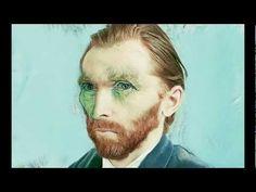 Van Gogh's portrait as a photograph