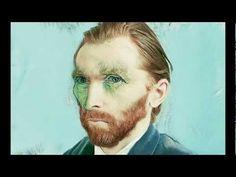 Van Gogh's portrait as a photograph