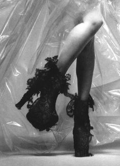 Lady Gaga for Vanity Fair by Nick Knight