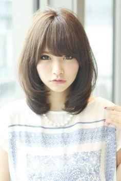 Resultado de imagen para cortes de cabello coreanos para mujeres