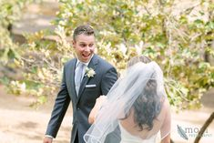 Victoria & Tom - Mozi Photography - Mt. Woodson Castle - First Look (21)