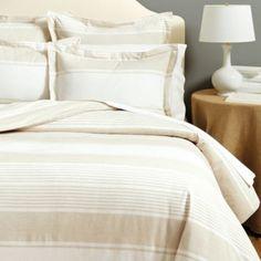 Sanibel Stripe Bedding