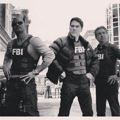 #ThomasGibson #ShemarMoore #JoeMantegna #AaronHotchner #DerekMorgan #DavidRossi #CriminalMinds #FBI #BAU
