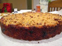 Cranberry Pecan Orange Coffee Cake | The Spiced Life