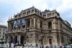 Magyar Állami Operaház - Hungarian State Opera House - Budapest, Hungary