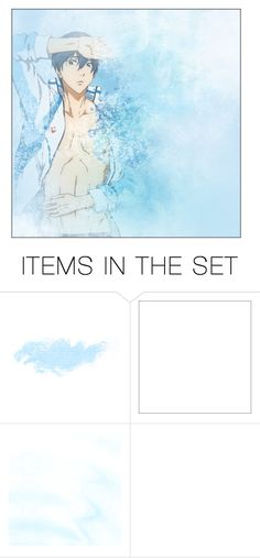 """""""swim free..."""" by akihabara ❤ liked on Polyvore featuring art"""