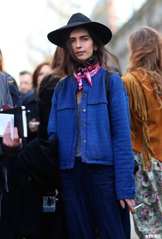 All the pretty birds » Milan Fashion Week Street Style Day 2 – 7 Looks to Love