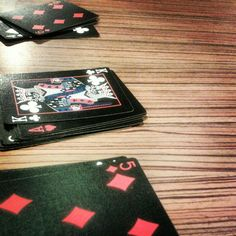 Beware with Red Queen... #cards #magic #red #black