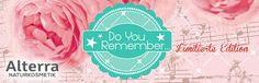 Russkajas Beautyblog: Preview - Alterra Do you Remember