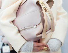 Style - Minimal + Classic: Chloé Backstage #FW14 #PFW