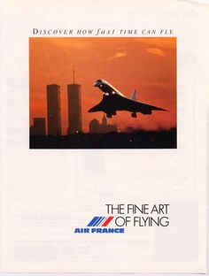 Air France: Concorde and the Twin Towers