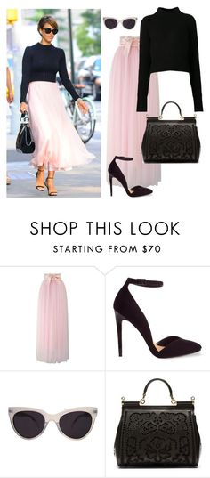 """""""fghdk"""" by killerdiller88 ❤ liked on Polyvore featuring Chicwish, ASOS, KamaliKulture, Dolce&Gabbana and Acne Studios"""