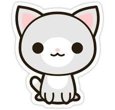 Resultado de imagen para stickers kawaii
