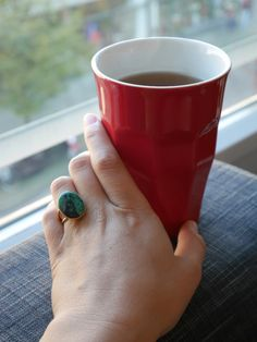 Anadyla ring | Gemstone gem | Jade | Jewelry | Jewels