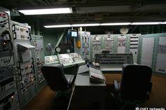Underground at the Titan Missile Museum near Tuscon, Arizona  Vacation 2013