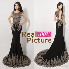 Free shipping, $116.29/Pieza:buy wholesale Vestidos de fiesta de cristal baile sexy sirena con encaje pura espalda 2015 negro en STOCK joya cuentas vestidos de noche formales vestidos para las mujeres 2014 from DHgate.com,get worldwide delivery and buyer protection service.