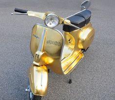Vespa Polini Oro (via Motociclismo)