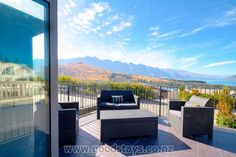 New Zealand Holidays, Queenstown New Zealand, Peregrine, Mountain View, The Unit, Places, Homes, Magic, Bedroom