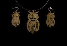 nakit iz idrijske čipke - Google zoeken Tatting Earrings, Lace Earrings, Lace Jewelry, Drop Earrings, Jewellery, Bridesmaid Earrings, Wedding Earrings, Wedding Jewelry, Bobbin Lace Patterns
