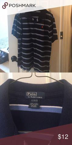 Boys Polo Ralph Lauren shirt Boys XL (18-20) 2 button polo. Polo by Ralph Lauren Shirts & Tops Polos