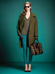 Pre-Fall Fashion 2013 - The Best Looks of Pre-Fall 2013 - Harper's BAZAAR / colors