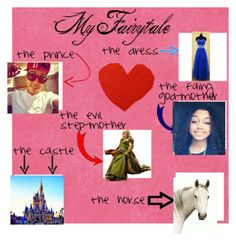 """MY fairy tale not yours"" by zendaya090 ❤ liked on Polyvore featuring Natural Curiosities and Paige Denim"
