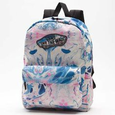 Marble Realm Backpack on Wanelo
