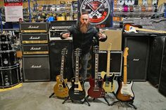 NEWLOC Guy serious guitars guy !  NEWLOC BACKLINE backline, backline rental, musical gear, musical instruments, vintage keyboards, vintage drums, drums, percussions, classical musical gear, synth, guitars,#backline