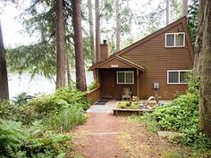 Cabin vacation rental in Langley, WA, USA from VRBO.com! #vacation #rental #travel #vrbo