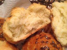 Les Saveurs de Beth - Os Sabores da Beth: Pain Minute Phidadelphie / Pão de Minuto Philadelphia - APROVADA