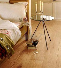 Burnbury Engineered Click System Oak 190mm x 14/3mm Lacquered Wood Flooring