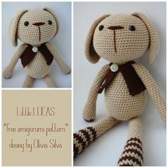 Pitusas & Petetes: Little LUCAS {Free Amigurumi Pattern}