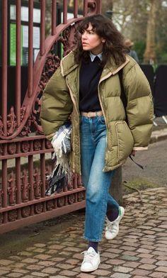 afe4cd5c441 숏패딩 짧은패딩 코디 한겨울 따뜻하게   네이버 블로그 Net Fashion