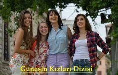 Güneşin Kızları Dizisi Oyuncuları ve Konusu (Kanal D)