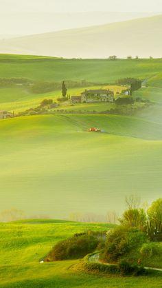 Tuscany Italian region
