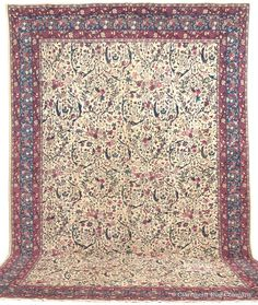 AGRA, Northern India 11ft 9in x 17ft 6in Circa 1900 http://gallery.claremontrug.com/gallery/?p=1&g=4&gg=Claremont%202%20-%20Fabulous%20Old%20Rugs!